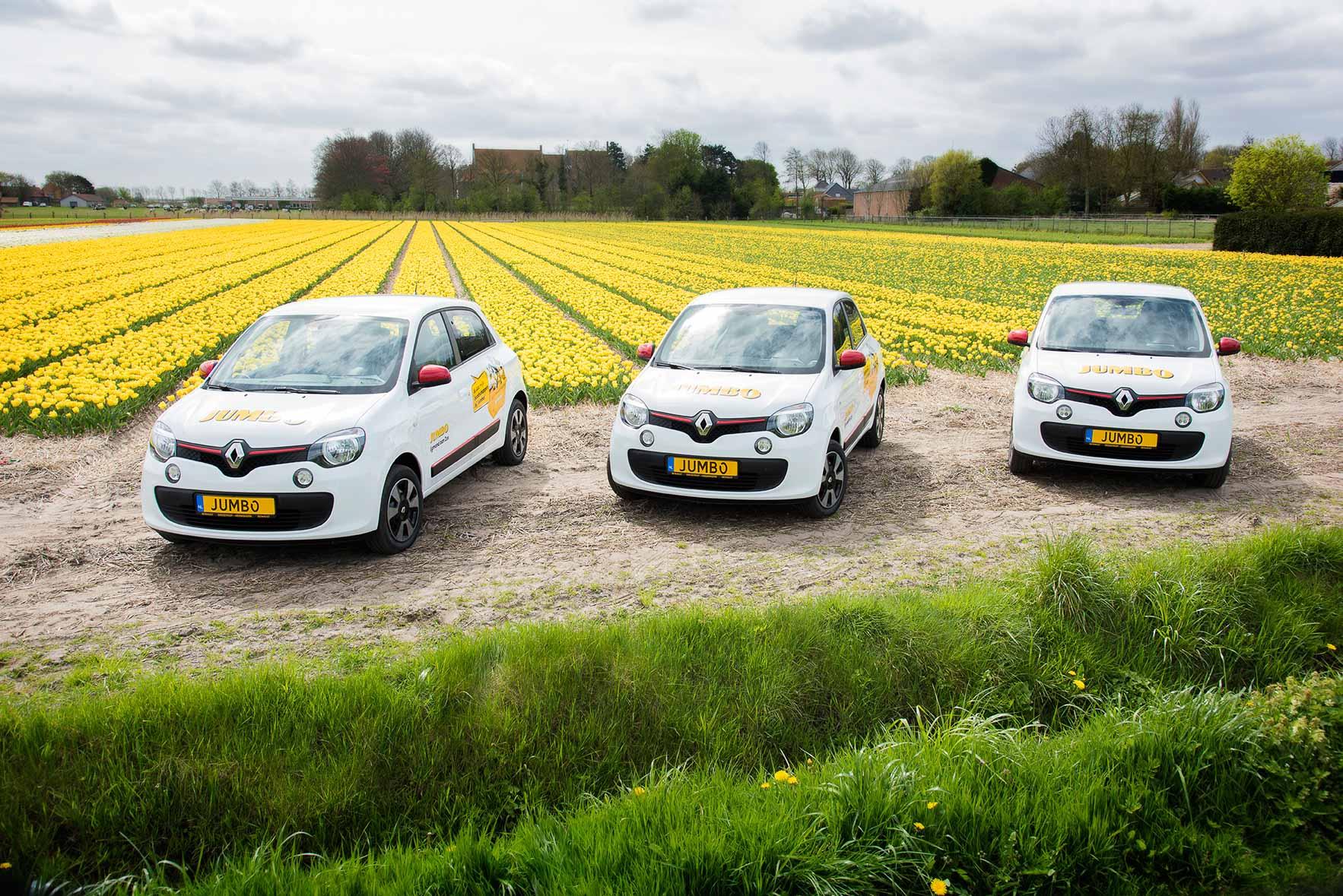 Jumbo Renault Twingo Actie 2016