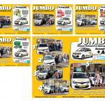 Grafisch ontwerp en fotografie Jumbo Renault Twingo actie