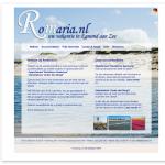 Webdesign romaria.nl