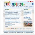 Webdesign zomerhuisstrandenzo.nl