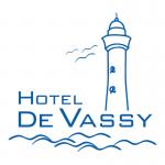 Logo ontwerp hotel de vassy