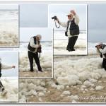 Portretfotografie fotocollage Henk Honhof