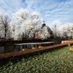 Landschapsfotografie Egmond aan den Hoef in de rijp.