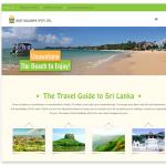 Best Holidays webdesign 2016