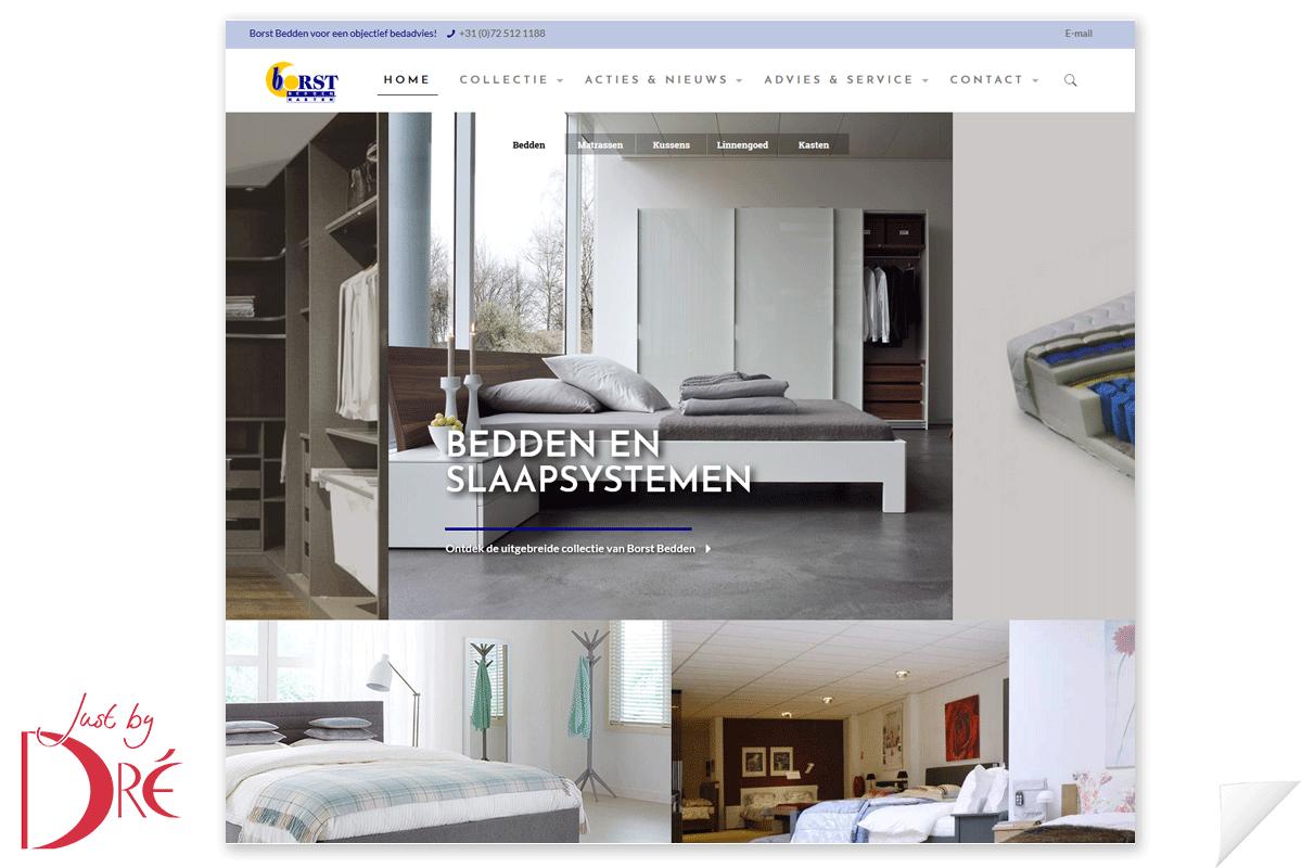 Website Bedrijvenvereniging Alkmaar Overstad