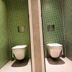 bedrijfsfotografie blooming toiletten