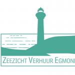 Zeezicht Verhuur Egmond logo ontwerp 2020